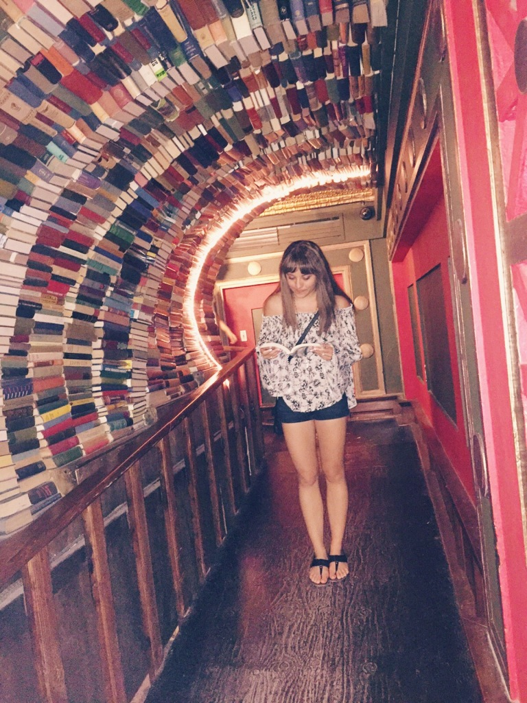 Being a Bookworm in Downtown LA's